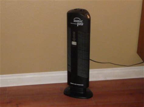 ionic pro series silent air purifier mod ca 500 ebay