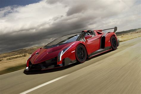 Lamborghini Veneno Roadster A Collector S Masterpiece Of