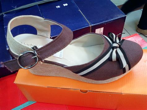 Sendal Archer Original Ukuran 40 44 shop wedges sepatu sendal