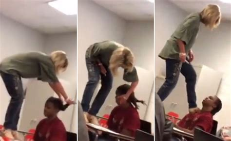teacher forced  resign  hair pulling incident surfaces