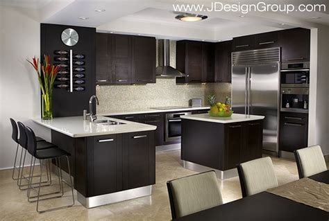 Kitchen Interior Photo Miami Home And D 233 Cor Magazine Brings The Of J