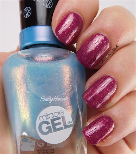 sally hansen gel colors sally hansen miracle gel the digital nail