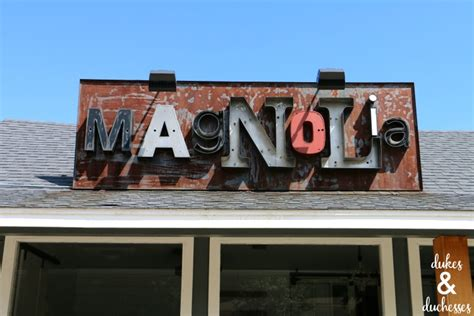 the magnolia store magnolia market fixer upper tour of waco dukes and duchesses