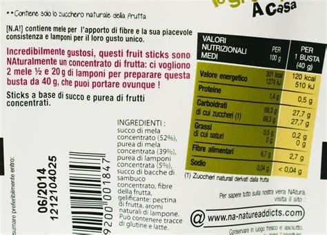 alimenti senza conservanti zuccheri della frutta scienza in cucina le