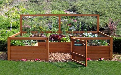 5 Amazing Small Yard Garden Ideas Nlc Loans Small Raised Vegetable Garden