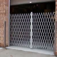 Overhead Security Door Security Doors Overhead Security Door