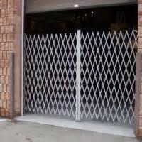 Overhead Door Security Security Doors Overhead Security Door