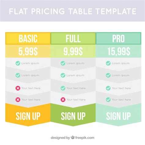 web price plan banners vector free download set of three web price banners vector free download