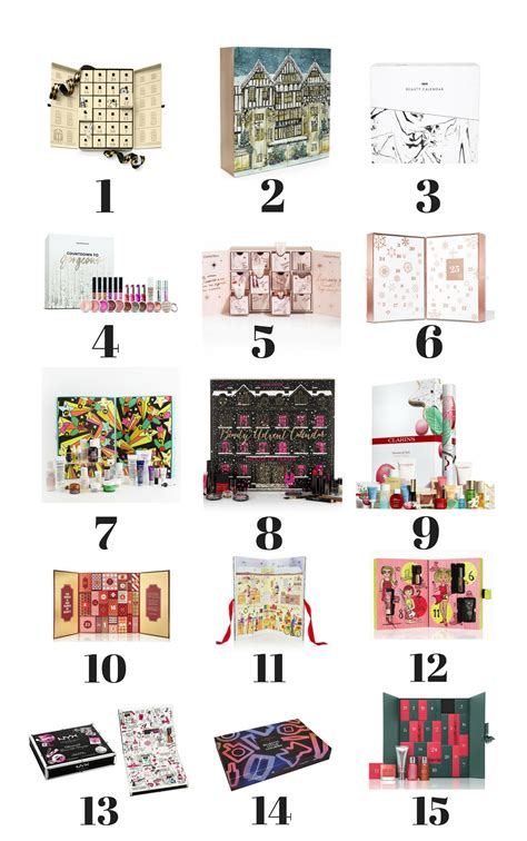 Do They Advent Calendars In Italy Best Advent Calendars 2016 I Cosmetics