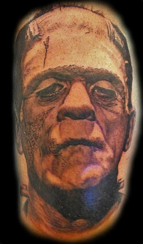 tattoo fixers halloween frankenstein 20 creeptastic horror movie tattoos horror tattoos art