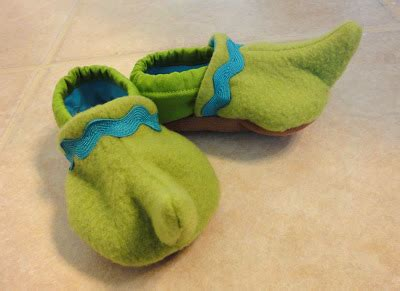 gnome slippers crafty musings gnome baby