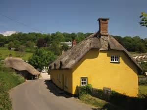 Branscombe Cottages by Forge Cottage Branscombe 169 Derek Cc By Sa 2 0
