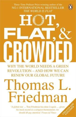 libro our revolution a future libro hot flat and crowded why the world needs a green revolution and how we can renew our