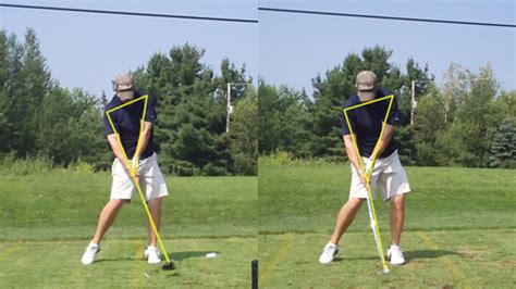 golf swing casting joe french analysis swing check the sand trap