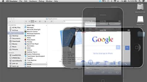 xcode tutorial quiz web design tutorial use xcode s ios simulator to test