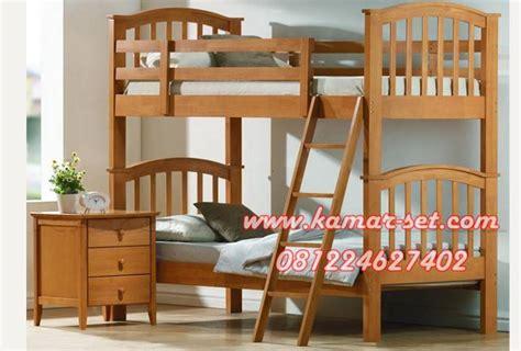 Kasur Untuk Kosan harga tempat tidur jati tingkat untuk kamar pembantu dan