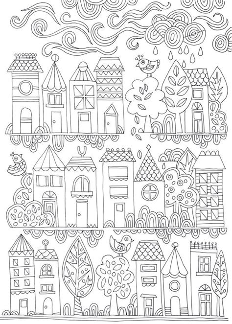 ultimate whimsy zany zen color me 3 books best 25 colouring pages ideas on