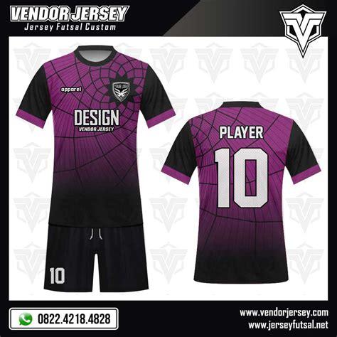desain kaos warna ungu desain kaos futsal la maggica vendor jersey futsal