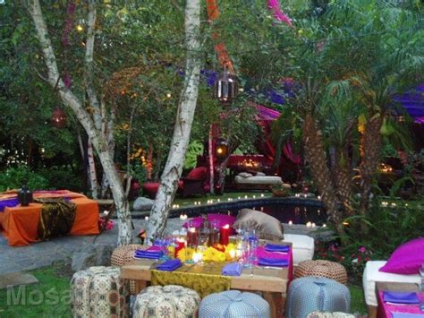 Moroccan Garden Ideas Moroccan Garden