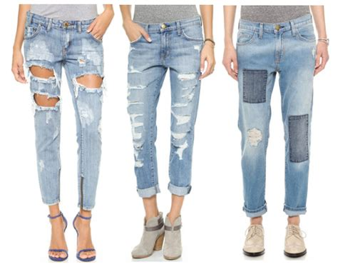 Patchwork Boyfriend - new denim pieces you need for fall in