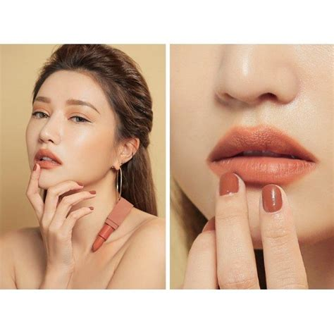 86shop 3ce 3 Concept Matte Lip Color 3 5gr 601 Kisser 3ce mood recipe matte lip color 116 inked korean products shop korean skin care