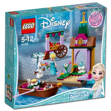 Lego 41153 Ariel S Royal Celebration Disney Princess lego disney princess 2018 official images reveal new sets