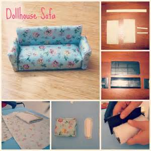 dollhouse furniture so far and paper pieced quilting