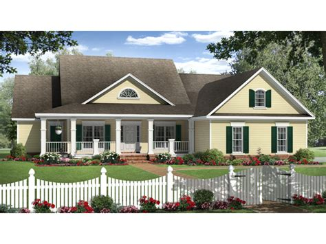 park country ranch home plan 077d 0188 house