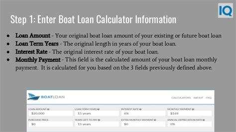 boat loan calculator amortization schedule boat loan calculator boat loan payment calculator