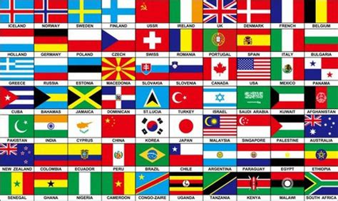flags of the world countries world flag world flags the world of flags