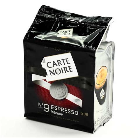 Machine A Cafe Grains 2675 by Dosette Souple Carte N 176 9 Espresso 3 Paquets