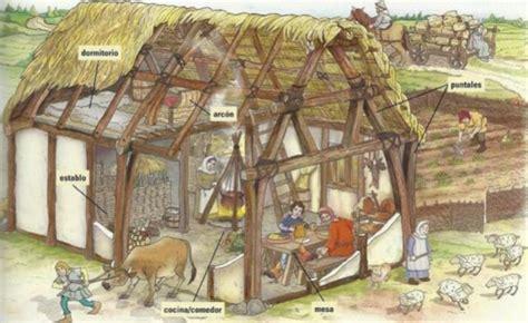 casas de la edad media historia mueble edad media