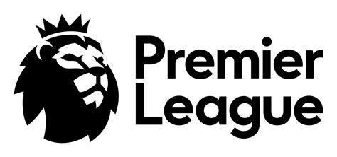 League Black White premier league logo png transparent svg vector freebie