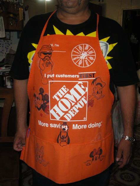 Home Depot Apron by By Artist Don Shane Home Depot Apron Hd Apron Designs
