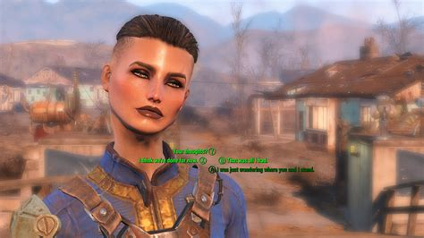 Fallout 4 Character Mods Female | sophie female savegame character fallout 4 mod download