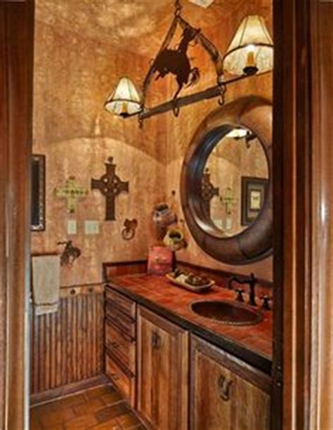 cowboy bathroom ideas 1000 images about western bathroom ideas on