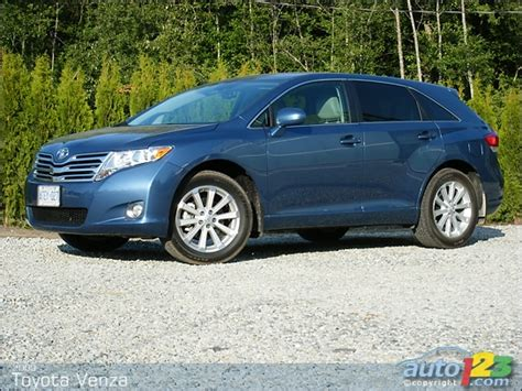 2009 Toyota Venza Review List Of Car And Truck Pictures And Auto123