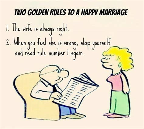Wedding Jokes by Two Golden To A Happy Marriage Jokes Marriage
