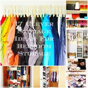 Clever Ideas For Storage 17 Clever Storage Ideas For Bedroom Storage Usefuldiy