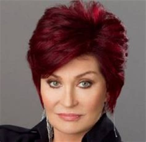redken sharon osborn red hair color 1000 ideas about sharon osbourne on pinterest shorter