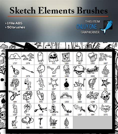 sketchbook pro brushes for photoshop 23 pencil brushes for photoshop gimp design