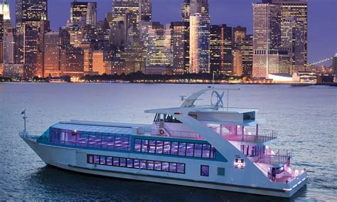 yacht rock boat cruise hornblower yachts new york pier 40 in new york ny groupon