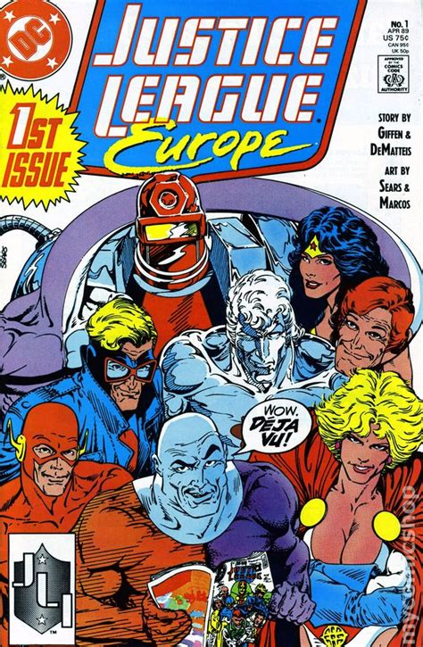 justice for some books justice league europe 1989 comic books