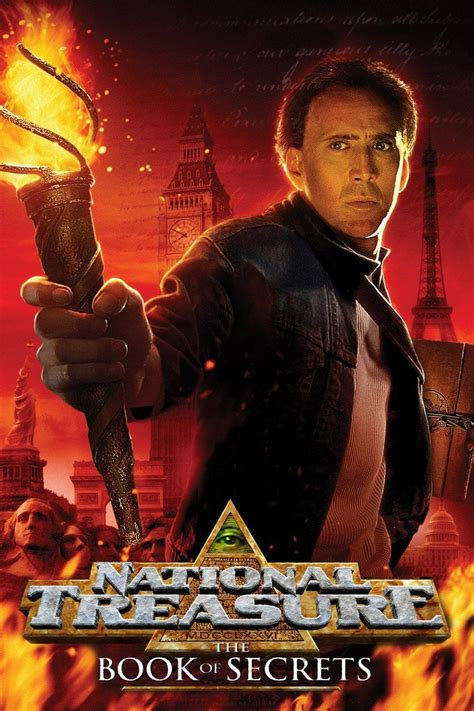Book Of Secrets national treasure book of secrets 2007 posters the
