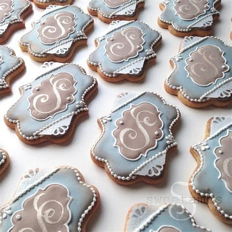 Wedding Cookies by How To Make Wedding Cookies By Sweetambssweetambs
