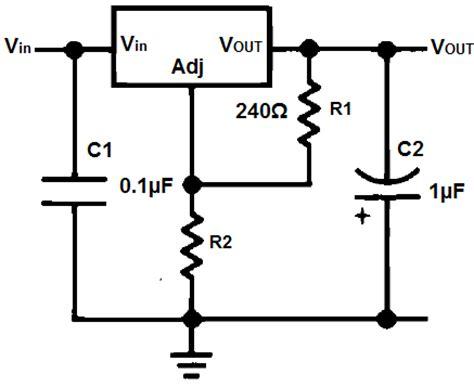 resistor voltage power calculator lm337 resistor and voltage calculator