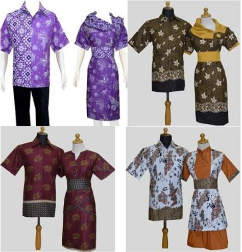 Sarimbit Dress Nabila Gentong Batik sarimbit busana batik indonesia auto design tech