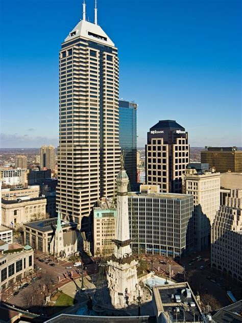 Post Office Downtown Indianapolis by Salesforce Makes Indianapolis Home Shiel Sexton