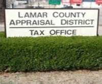 Lamar County Tax Office pounders property tax solutions 214 628