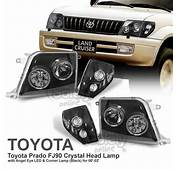 TOYOTA Landcruiser Prado 90 Series B End 8/7/2016 1215 PM